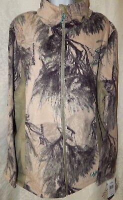 Cabelas Damen Fleece (Fleecejacke Tarnung Cabelas 3 X 3XL Outfit Sie Open Country 3D Seclusion Damen)