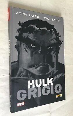 HULK GRIGIO Jeph Loeb/Tim Sale VOLUME CARTONATO MARVEL PANINI