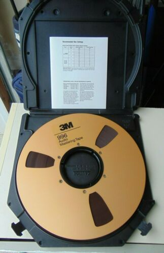 3M 996 Audio Mastering Tape - 2500