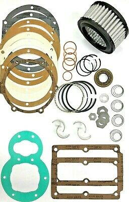Kellogg American Brake Shoe 321 Tv Tvx Rebuild Kit Air Compressor Parts