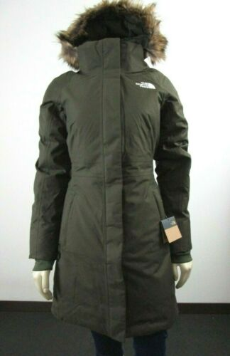 NWT Womens The North Face TNF Arctic Parka 2 Down Warm Winter Jacket - Green