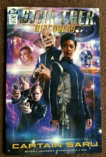 Star Trek: Discovery One-Shot NM or better