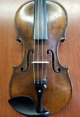 Fine Italian Violin Labeled Joannes Franciscus Pressenda q. Raphel Fecit...1842
