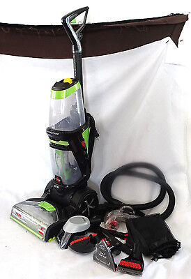 Bissell ProHeat 2X Mutiny Carpet Deep Cleaner Vacuum attachments 1548P Full