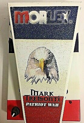 MORLEY Patriot Series Wah Pedal ~ Limited Edition ~ Bad Horsie ~ Mark Tremonti