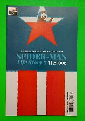 SPIDER-MAN LIFE STORY   ISSUE #5    FIRST PRINT    VFNM OR