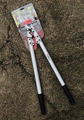 Darlac DP1021 Expert Drop Forged Heavy Duty Anvil Lopper - Garden, Loppers