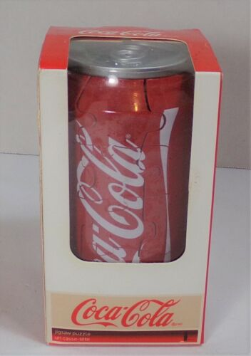 Coca-Cola Can 3D Puzzle Jigsaw 2008 New in Box