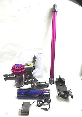 Dyson SV04 V6 Absolute Cordless Vacuum | 210759-04 |  Fuchsia / | Refurbished