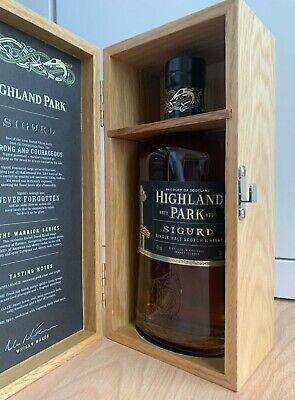 Highland Park Sigurd Whisky