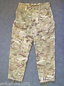 NEW - Latest Issue MTP Temperate PCS Combat Trousers - 85/112/128 (44