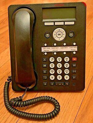 NEW Avaya 2420 Digital Display Telephone  2420D01A-2001 OPEN BOX w// Instructions