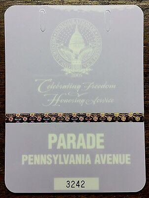 George W  Bush 55Th Presidential Inaugural   Events  Parade Pennsylvania Avenue