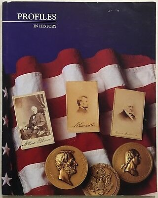 PROFILES IN HISTORY 1993  CATALOG HISTORICAL, ENTERTAINMENT ICONS PLUS