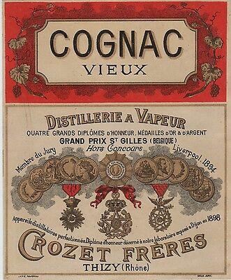 Cognac Fins -