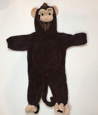 Miniwear Infants Monkey Halloween Costume Size 12 Months](Monkey Halloween Costumes Babies)