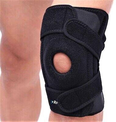 NEW! Knee Brace for Men and Women by RiptGear® - Open Patel