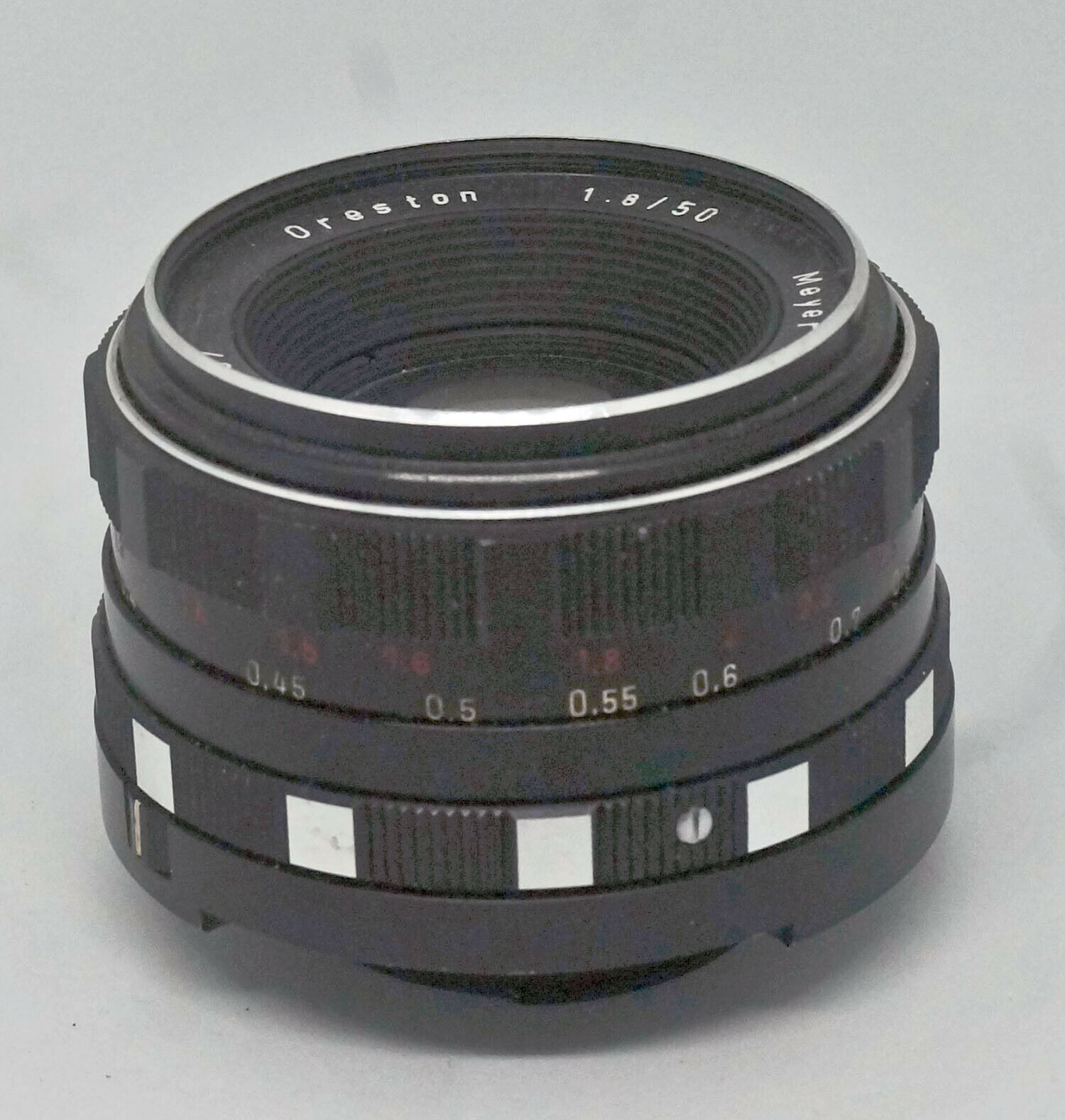 PRIME LENS For SLR Camera With Topcon/Exacta Mount ORESTON 1.8-50 VG 0033  - $50.00