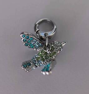 New Jewellery Bracelet Charm - Bird Crystals Mosman Mosman Area Preview