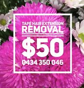 Tape Hair Extensions In Brisbane Region QLD