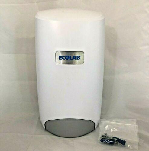 Ecolab Nexa Manual Soap Dispenser 9202-3091 Classic White Hand Hygiene Washing