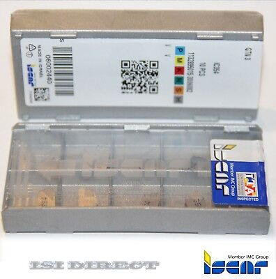 Gtn 3 Ic354 Iscar 10 Inserts Factory Pack