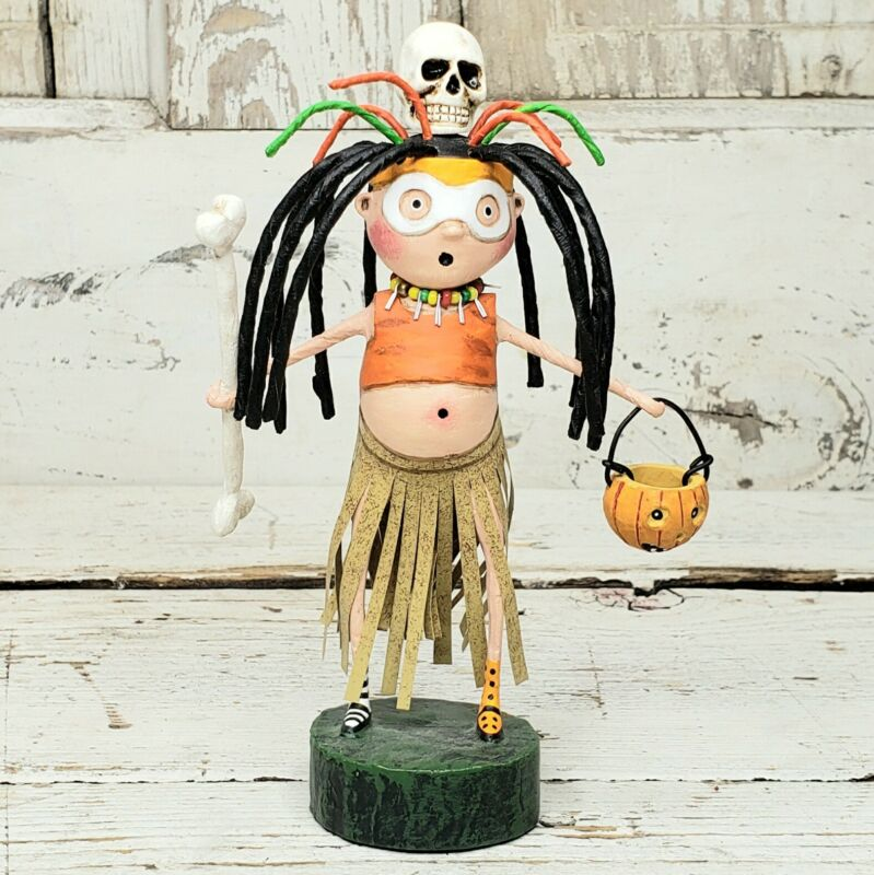 Lori Mitchell for ESC ~ WITCH DOCTOR - CUTE! Halloween Figure 11103