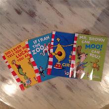Children's Book Package 6: Dr Zeuss Books x 4 Rockingham Rockingham Area Preview