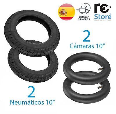 Neumáticos 10 pulgadas - Ruedas 10″ y cámaras Patinete eléctrico Xiaomi M365/PRO