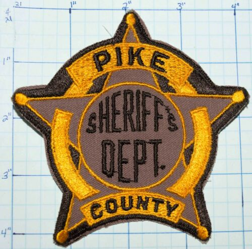 KENTUCKY, PIKE COUNTY SHERIFF