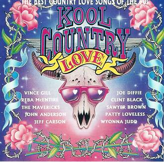 COOL COUNTRY LOVE - 20 GREAT COUNTRY TRACKS * LIKE NEW CD