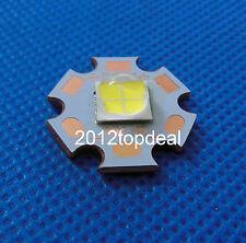 5pc Cree XLamp XHP70 6V Cool White 6500K LED Emitter 4022lm@32W LED on 20mm Star