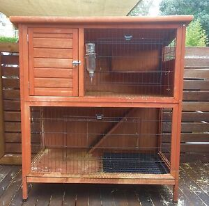 2 storey rabbit hutch Mosman Mosman Area Preview