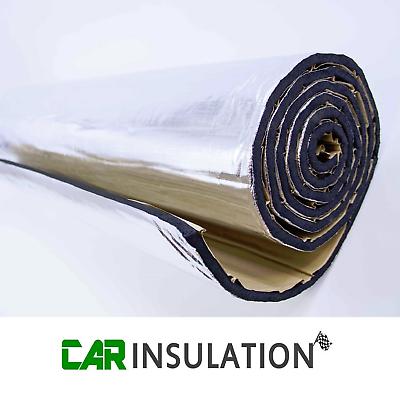 Car Parts - 0.5m GlassMAT™ Car Engine Bay Bonnet Insulation Noise Hood Sound Proofing Heat