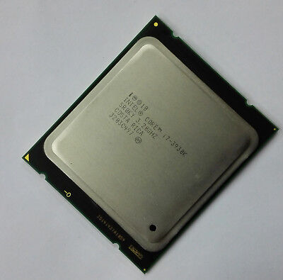 Intel Core i7-3930K Desktop Processor CM8061901100802 LGA2011 SR0KY C2 stepping