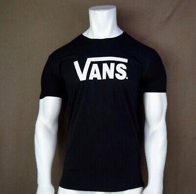New Vans Off The Wall Skateboard Classic Logo Black Mens