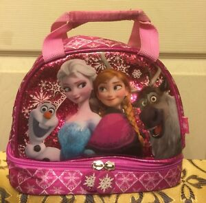 Baby toddler girl Disney's Frozen Lunch Bag