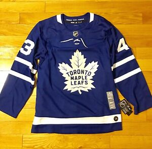 Authentic Kadri #43 Autographed Jersey (Certified)