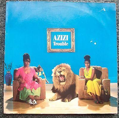 AZIZI(211685) TROUBLE  (1991)