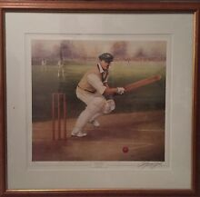 Don Bradman 'Boundary Bound' by Darcy Doyle Coorparoo Brisbane South East Preview