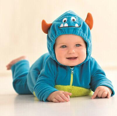 Little Monster Infant Halloween Costume (Carters 3 6 12 18 24 Months Little Monster Halloween Costume Baby Boy)