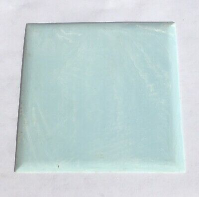 "Lot of 4 Vintage Romany Spartan 1960's Square Wall Tile 4 1//4"" Pink Salmon"