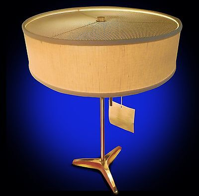 near mint New Old Stock STIFFEL Classic Mid Century Modern VTG Eames atomic lamp