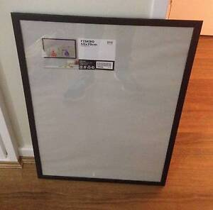 Ikea black poster frame almost new Mount Lawley Stirling Area Preview