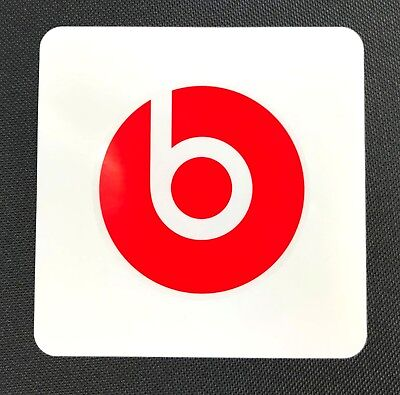 Beats by Dre Official Genuine Sticker Decal Audio Headphones Vinyl Up to 30% Off
