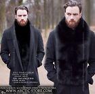Fur Scarf Solid Scarves for Men