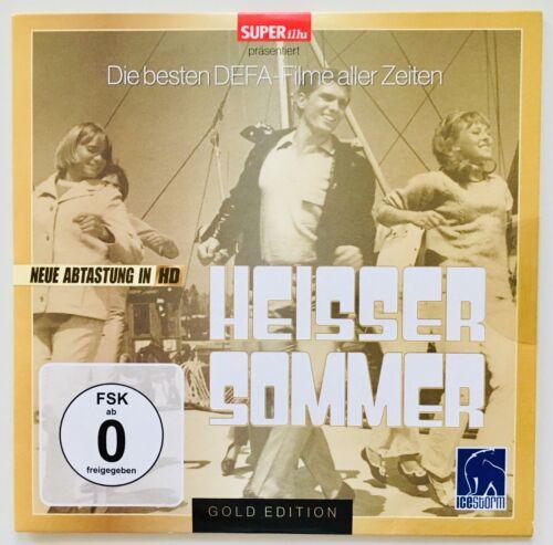 Heisser Sommer Super Illu Gold Edition neue Abtastung in HD DDR Kult NEU