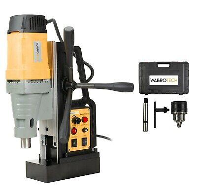 Taladro Magnetico Industrial Taladradora Magnético 330RPM 1880W 23mm 13000N