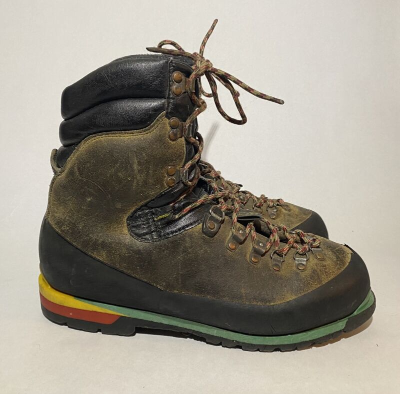 la sportiva Nepal mountaineering boots Size 45 Euro