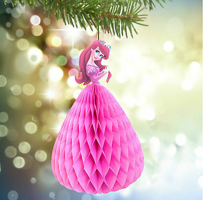 DISNEY PRINCESS SEA ARIEL 3D POP UP GREETING CARD GIRL BIRTHDAY – Ariel Birthday Card